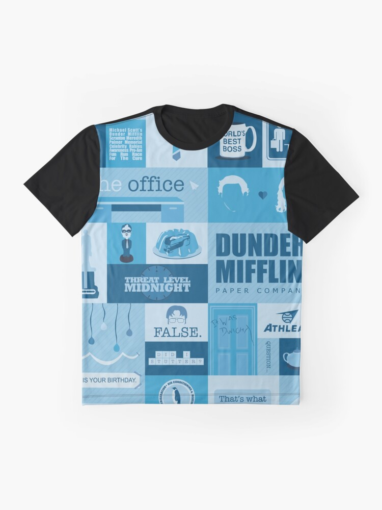Alternate view of The Office Graphic T-Shirt