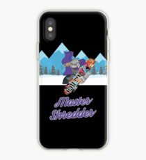 Master Shredder iPhone Case