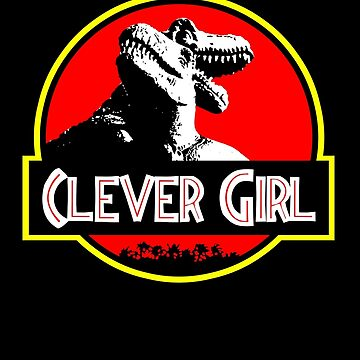 Clever Girl II by Pootermobile04