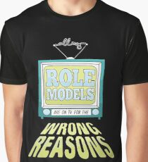 AJR: All My Role Models Are On A T-Shirt Graphic T-Shirt