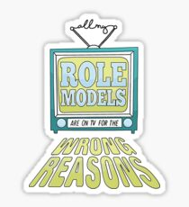 AJR: All My Role Models Are On A T-Shirt Sticker