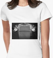 Model A Ford Women's Fitted T-Shirt