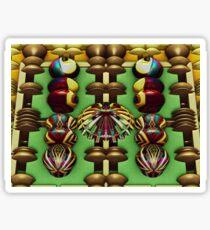 Magic Abacus Sticker