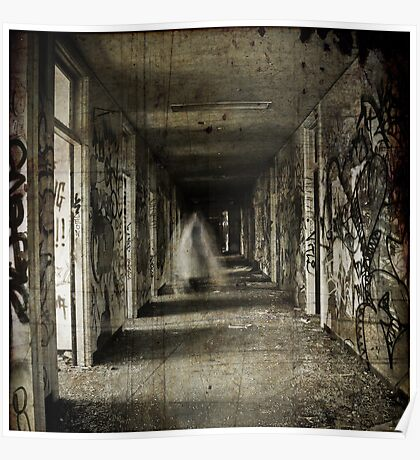 Roaming the Halls Poster