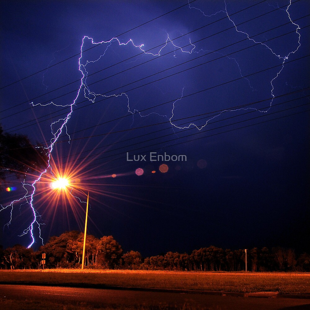 Crazy times on the highway by Lux Enbom