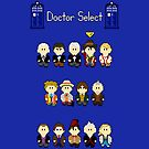 Doctor Select - 2018 by TroytleArt
