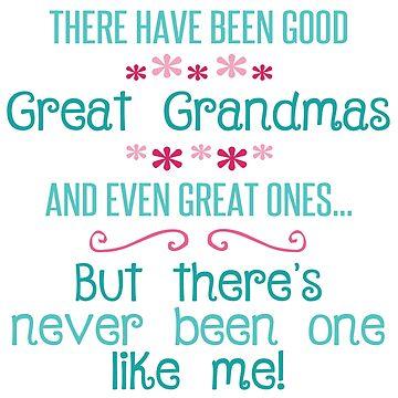 World's Best Great Grandmas by thepixelgarden