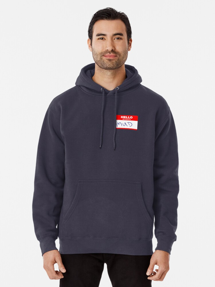 Help End The Violence Hoodies Sweatshirt for Men Pullover Funny Classic with Pockets S Navy