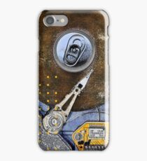 Canned memories iPhone Case/Skin