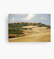 Tuscany Sunshine Canvas Print