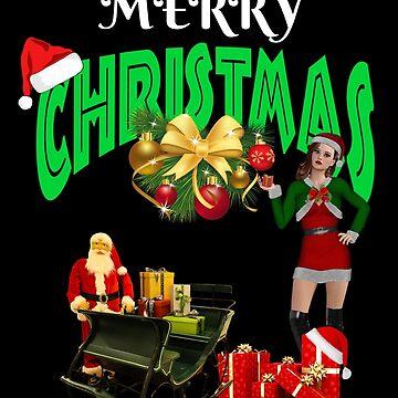 Merry Christmas | New Custom Design by PureCreations