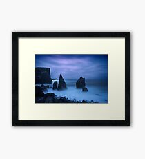 The lost World Framed Print