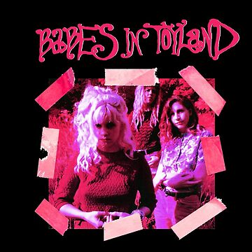 Babes In Toyland (Band) by livethroughthis