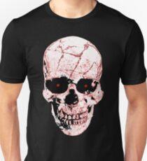 Evil Skull Unisex T-Shirt