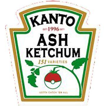 ash ketchum by AMARILLO1