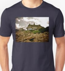 Narragansett Towers - Ocean Road - Rhode Island Unisex T-Shirt