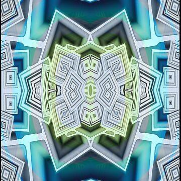 magic eye by Cranemann