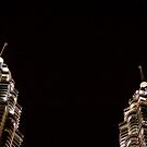 Petronas Towers by Prismatique