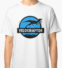 Jurassic World: Velociraptor Classic T-Shirt