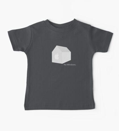 No Windows. Kids Clothes