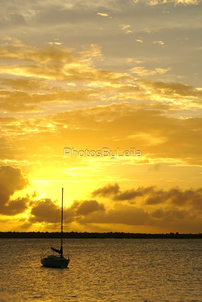 Gold in Heaven by PhotosByLeila