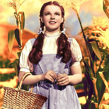 The Wizard of Oz - Dorothy by MrTartBottom
