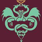 Dragons Entwined by Sarah Jane Bingham