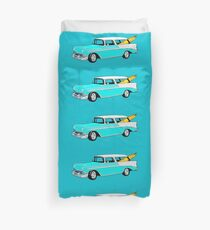 56 Nomad by the Sea in the Morning Duvet Cover
