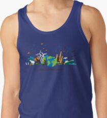 Which Planet Are You On? - version 3 Tank Top