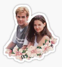 Joey & Dawson Sticker