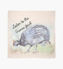 Pañuelo Escucha a las aves de Guinea