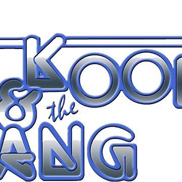 Kool and the gang by Deruloe