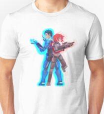 Mass Effect - Shenko Action [Commission] Unisex T-Shirt