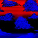 Red Sky by Cranemann