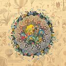 Botanic Globe by Paul Summerfield