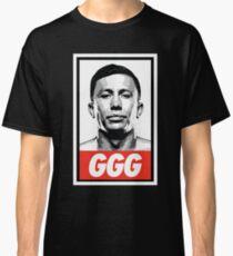 Golowkin - Gehorche dem Champion Classic T-Shirt