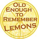 Lemons by FoolishMortal