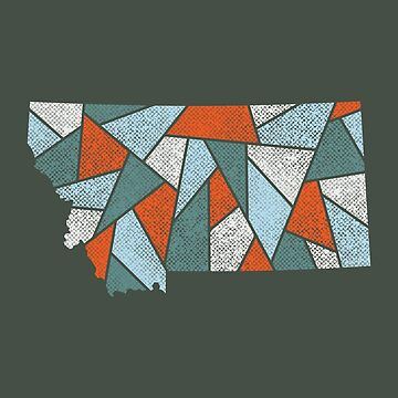 Montana Mosaic - Sunkissed Slopes by DesignSyndicate