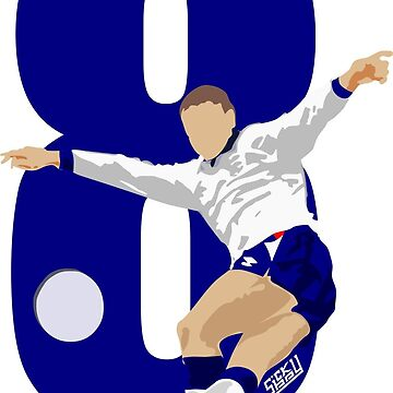 Gazza by sick-boy