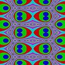 Newton Raphson Fractal III by shane22