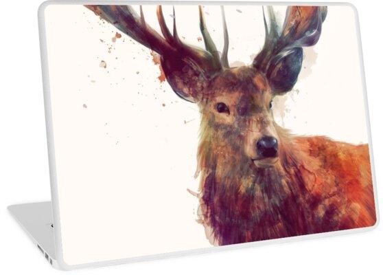 «ciervo rojo» de Amy Hamilton