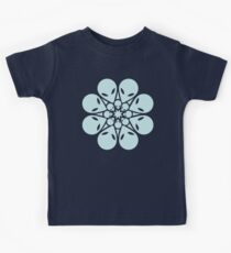 Alien / flower mandala Kids Clothes