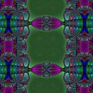 Newton Raphson Fractal V by shane22