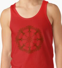 Hearthearth Tree Mandala Tank Top