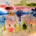 joshua trees by Marianna Tankelevich