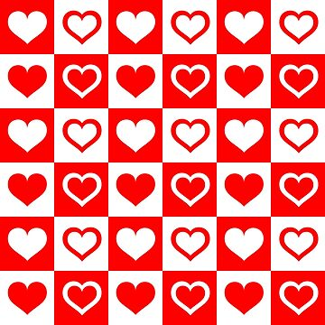 Checkmate its a love match  by BigRedDot