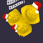 Christmas Crackers! by Nonsense Tees & Tings