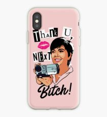 Thank You, Next, Bitch! iPhone Case