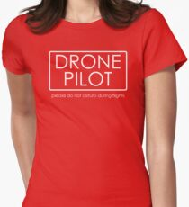 Drone Pilot - professional  Women's Fitted T-Shirt