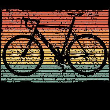 Road bike vintage bicycle by mtsdesign